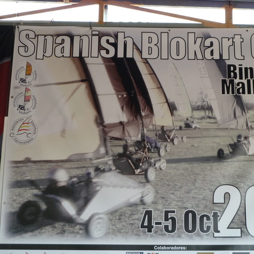 Spanish Blokart Open 2014