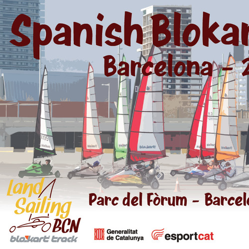 National Blokart in Spain 2016